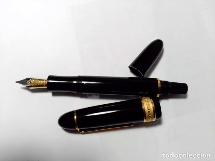 Plumas estilográficas antiguas: Pluma Senator President fountain pen - Foto 3 - 167600816