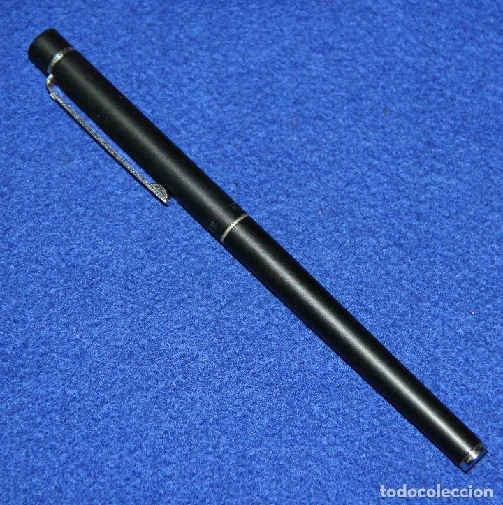 Plumas estilográficas antiguas: PLUMA ESTILOGRAFICA SHEAFFER TARGA 1002 SLIM - Foto 2 - 173143775