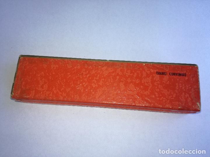 Plumas estilográficas antiguas: ANTIGUA PLUMA ESTILOGRAFICA MONTBLANC 630 EN CAJA ORIGINAL E INSTRUCCIONES - COMO NUEVA - Foto 15 - 173819624