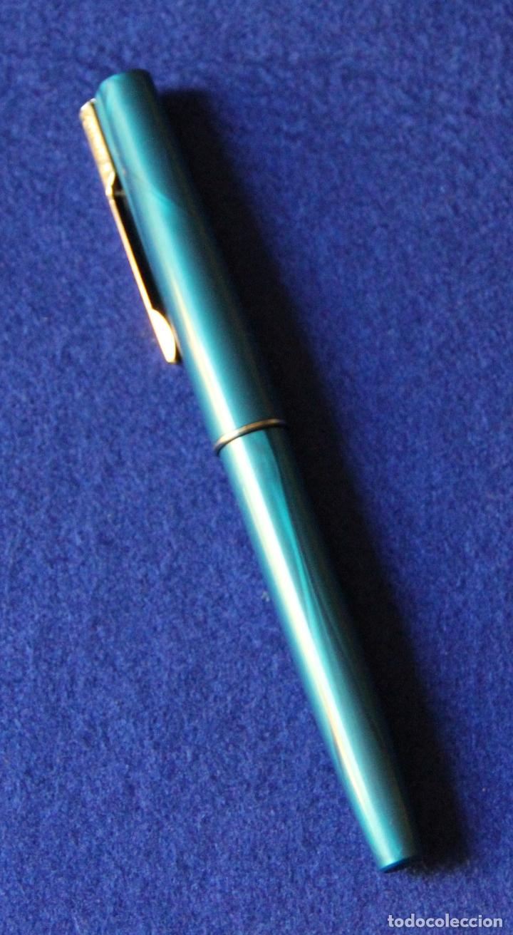 Plumas estilográficas antiguas: PLUMA ESTILOGRAFICA SENATOR FOUNTAIN PEN - NUEVA - Foto 2 - 175702234