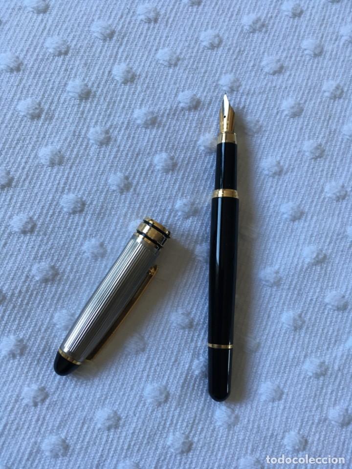 Plumas estilográficas antiguas: Pluma estilográfica IRIDIUM POINT. - Foto 3 - 176606582