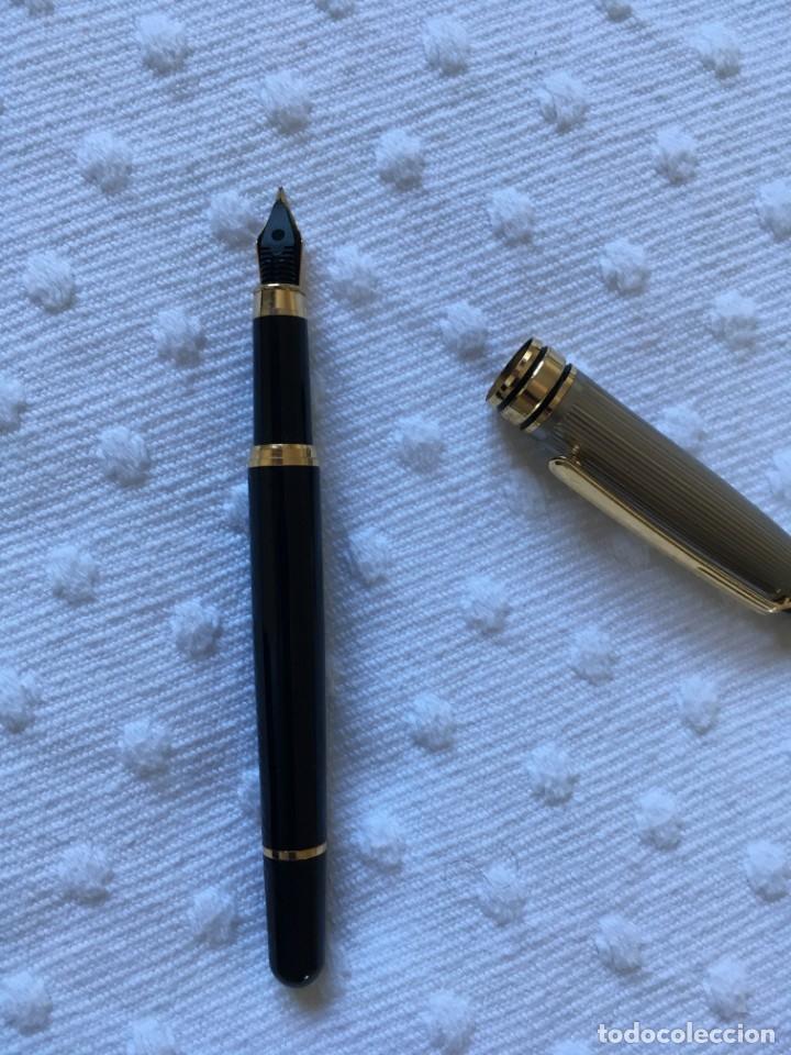 Plumas estilográficas antiguas: Pluma estilográfica IRIDIUM POINT. - Foto 5 - 176606582
