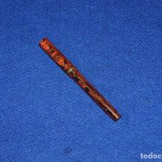 Plumas estilográficas antiguas: ANTIGUA PLUMA ESTILOGRAFICA ESPAÑOLA MONTJOYS FOUNTAIN PEN. Lote 177740645