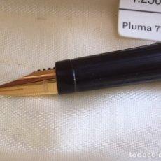 Plumas estilográficas antiguas: PLUMA INOXCROM VINTAGE, SIN ESTRENAR. Lote 177816739
