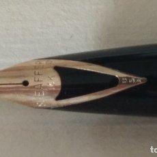 Plumas estilográficas antiguas: PLUMA ESTILOGRÁFICA SHEAFFER IMPERIAL PLUMIN ORO 14 QUILATES. Lote 179137351