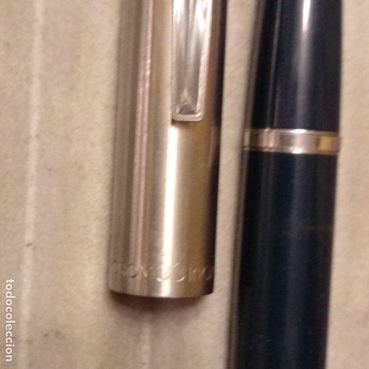 Plumas estilográficas antiguas: pluma inoxcrom 55 estilografica - Foto 4 - 183066731