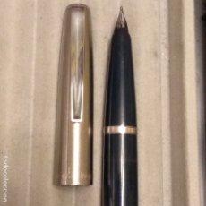 Plumas estilográficas antiguas: PLUMA INOXCROM 55 ESTILOGRAFICA. Lote 183066731