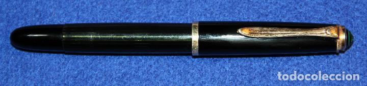 Plumas estilográficas antiguas: PLUMA ESTILOGRAFICA PELIKAN 400 FOUNTAIN PEN - Foto 3 - 183592188