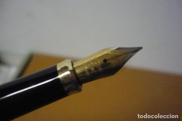 Plumas estilográficas antiguas: PLUMA ESTILOGRAFICA - Foto 2 - 184636988