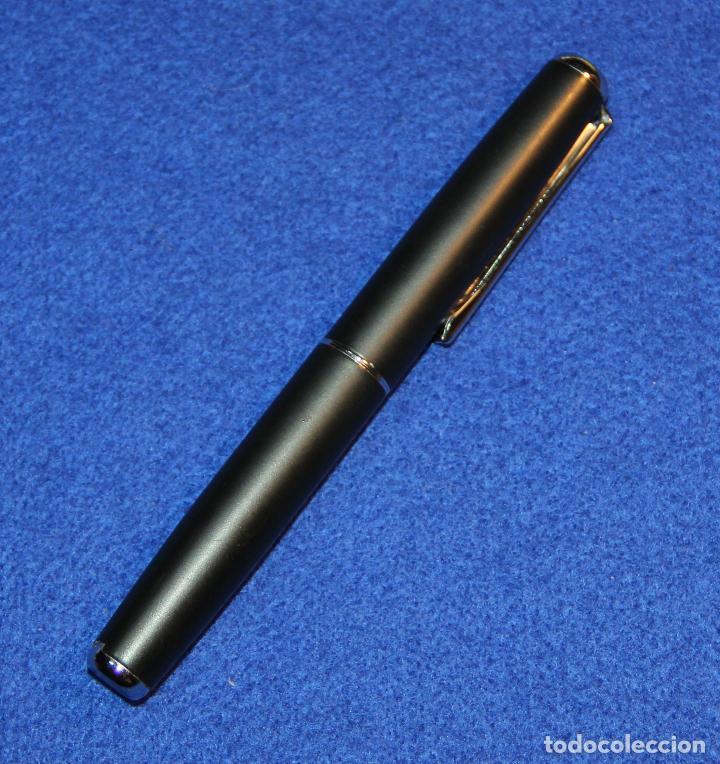 Plumas estilográficas antiguas: PLUMA ESTILOGRAFICA INOXCROM YOUR LINE - Foto 2 - 186132080