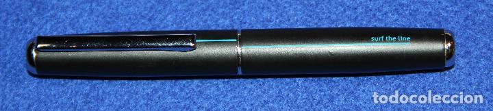 Plumas estilográficas antiguas: PLUMA ESTILOGRAFICA INOXCROM YOUR LINE - Foto 3 - 186132080