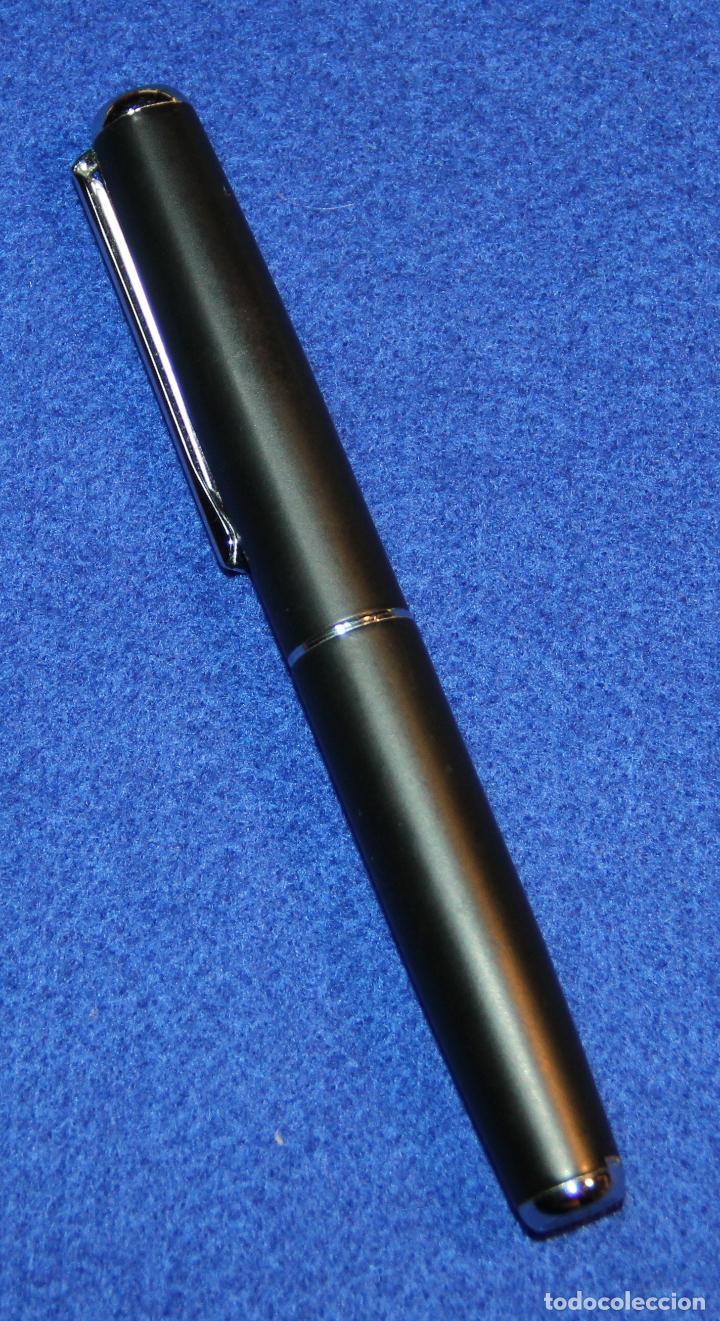 Plumas estilográficas antiguas: PLUMA ESTILOGRAFICA INOXCROM YOUR LINE - Foto 5 - 186132080