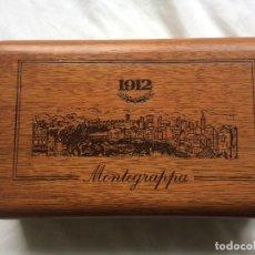 Plumas estilográficas antiguas: PLUMA MONTEGRAPPA REMINISCENCE. Lote 191144898