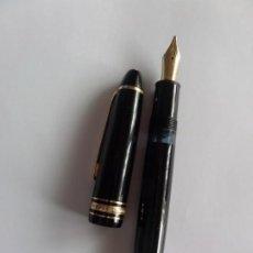 Plumas estilográficas antiguas: PLUMA MONTBLANC MEISTERSTUCK 146. Lote 191360258