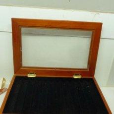Plumas estilográficas antiguas: CAJA PARA GUARDAR PLUMAS . Lote 191375165