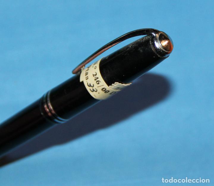 Plumas estilográficas antiguas: ANTIGUA PLUMA ESTILOGRAFICA ESPAÑOLA - Foto 7 - 191472242
