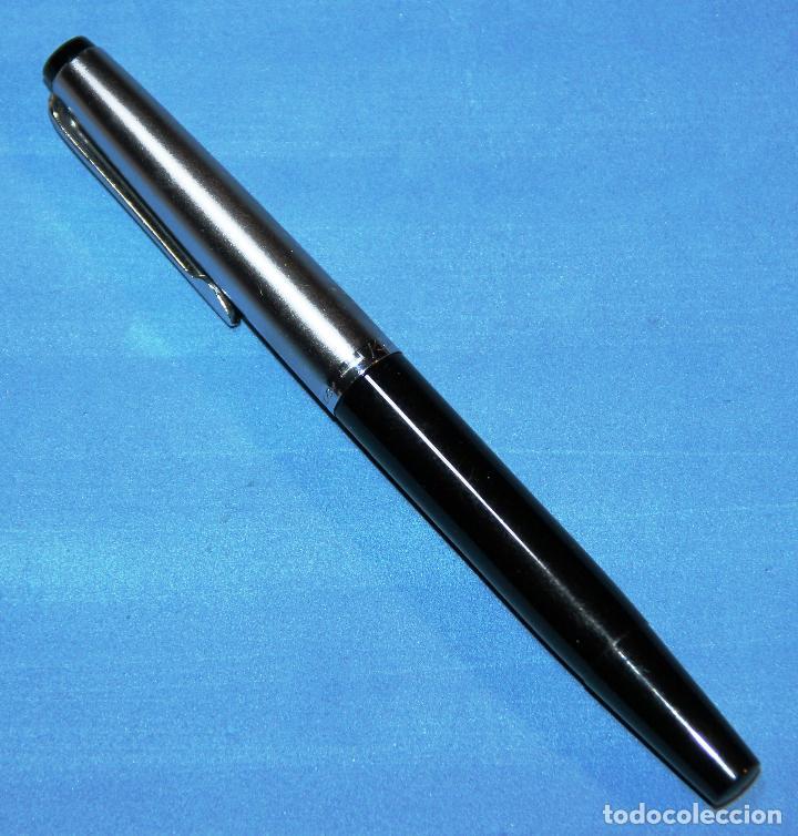 Plumas estilográficas antiguas: PLUMA ESTILOGRAFICA KAWECO V10 S - Foto 2 - 191473482
