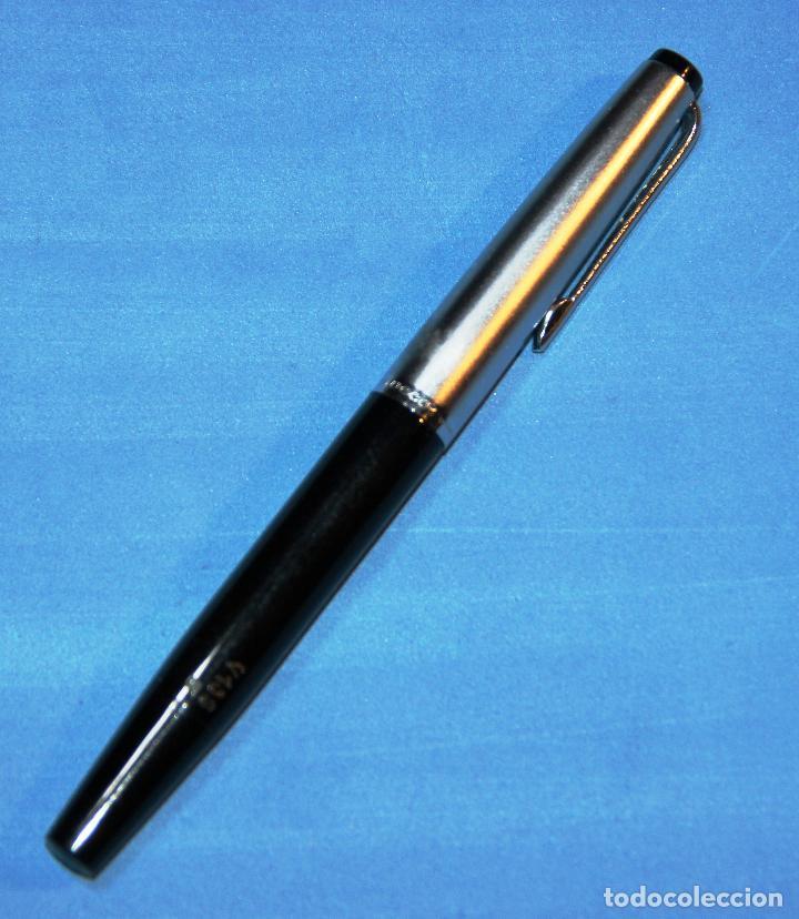 Plumas estilográficas antiguas: PLUMA ESTILOGRAFICA KAWECO V10 S - Foto 4 - 191473482