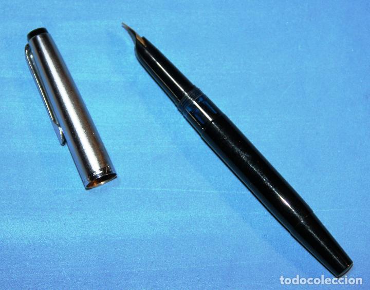 Plumas estilográficas antiguas: PLUMA ESTILOGRAFICA KAWECO V10 S - Foto 7 - 191473482