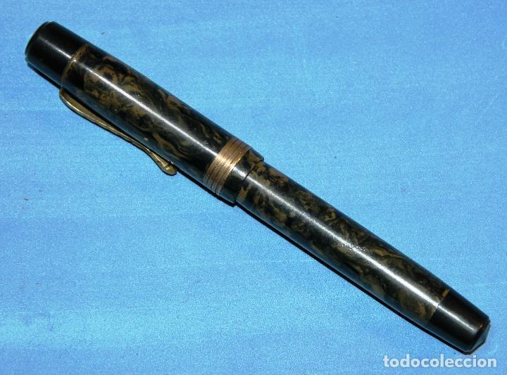 Plumas estilográficas antiguas: ANTIGUA PLUMA ESTILOGRAFICA - Foto 2 - 191477976