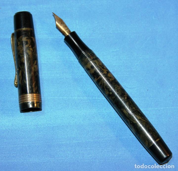 Plumas estilográficas antiguas: ANTIGUA PLUMA ESTILOGRAFICA - Foto 3 - 191477976