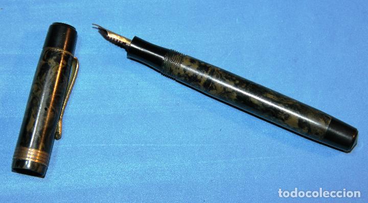 Plumas estilográficas antiguas: ANTIGUA PLUMA ESTILOGRAFICA - Foto 5 - 191477976