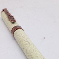 Stylos-plume anciens: PLUMA GRAN CALIDAD CUERPO MARMOLADO. Lote 194073231