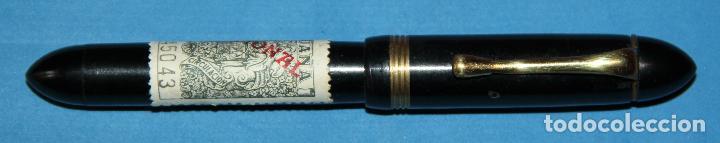 Plumas estilográficas antiguas: ANTIGUA PLUMA ESTILOGRAFICA - Foto 3 - 195220128