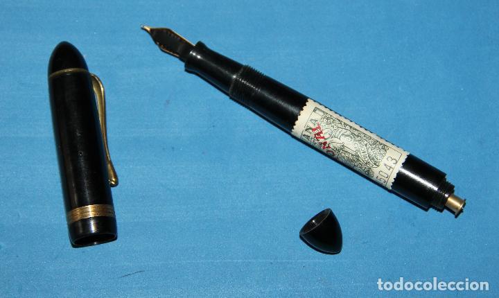 Plumas estilográficas antiguas: ANTIGUA PLUMA ESTILOGRAFICA - Foto 6 - 195220128