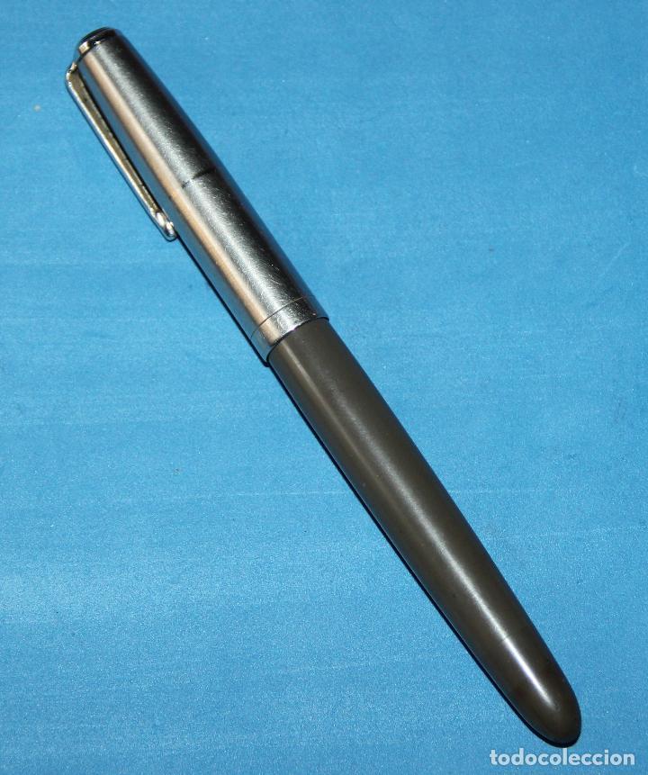 Plumas estilográficas antiguas: ANTIGUA PLUMA ESTILOGRAFICA PARKER VS (Vacumatic Successor) FOUNTAIN PEN - Foto 2 - 195221117