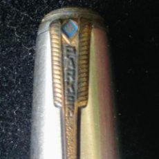 Plumas estilográficas antiguas: CURIOSA ESTILOGRAFICA CLIP PARKER MUY ANTIGUA. Lote 198909900