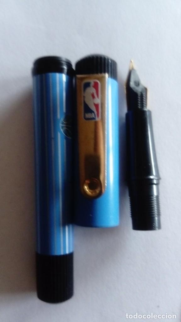 Plumas estilográficas antiguas: Pluma Estilográfica Stypen NBA Orlando Magic - Foto 4 - 203234085