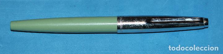 Plumas estilográficas antiguas: PLUMA ESTILOGRAFICA INOXCROM 33 - RARA - NUEVA - Foto 3 - 203263857