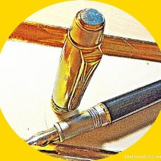 Plumas estilográficas antiguas: ELEGANTE PLUMA DE USO REGALO O COLECCION.. Lote 204361163
