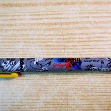 Plumas estilográficas antiguas: INOXCROM GRAFFITI ART PLUMA A ESTRENAR. Lote 206389597