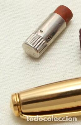 Plumas estilográficas antiguas: EVERSHARP SHYNPHONY MKll 1950'S (NOS) - Foto 4 - 209157998