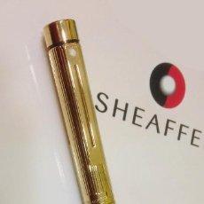 Plumas estilográficas antiguas: SHEAFFER TARGA 1005 SLIM PLUMA F. Lote 209918445
