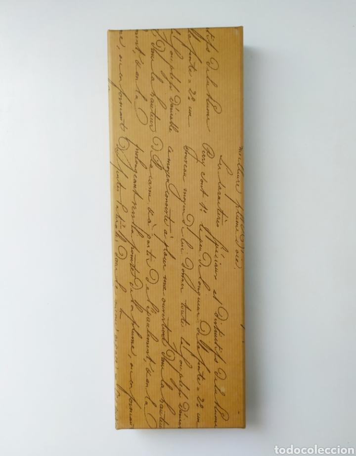 Plumas estilográficas antiguas: Pluma con tintero - Foto 3 - 210052382