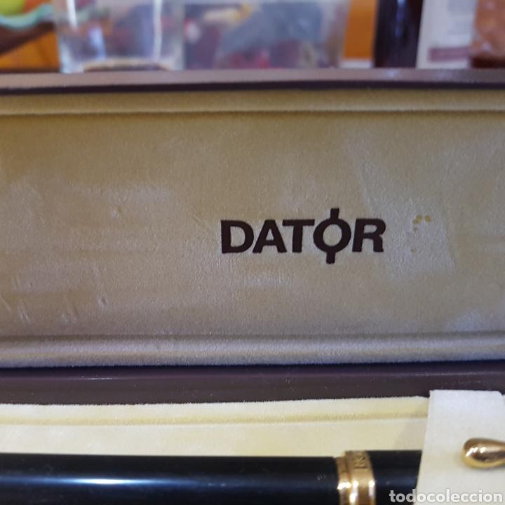 Plumas estilográficas antiguas: PLUMA DATOR SIN USO - Foto 2 - 210559517