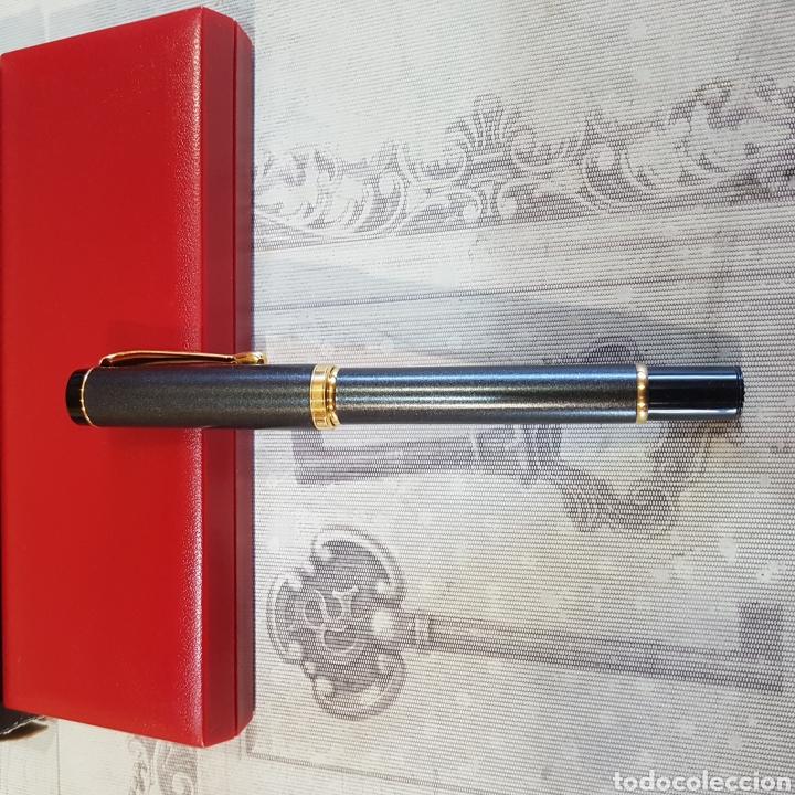 Plumas estilográficas antiguas: PLUMA DATOR SIN USO - Foto 5 - 210561148