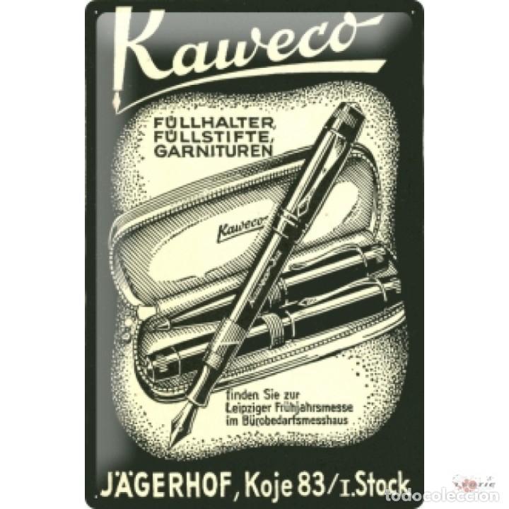 Plumas estilográficas antiguas: ALIMENTADOR KAWECO - Foto 2 - 211882878