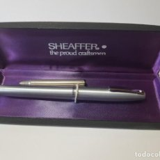Stylos-plume anciens: ESTILOGRAFICA SHEAFFER MADE IN USA. Lote 212974100