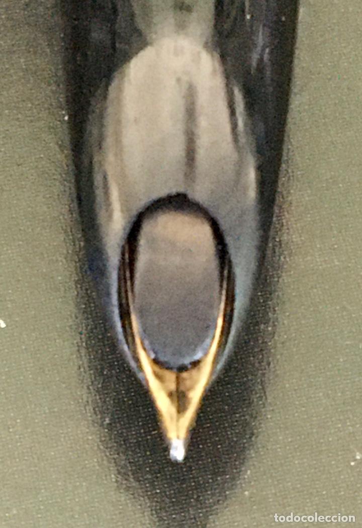 Plumas estilográficas antiguas: PARKER 51 R. SILVER 1950' - Foto 9 - 213399253