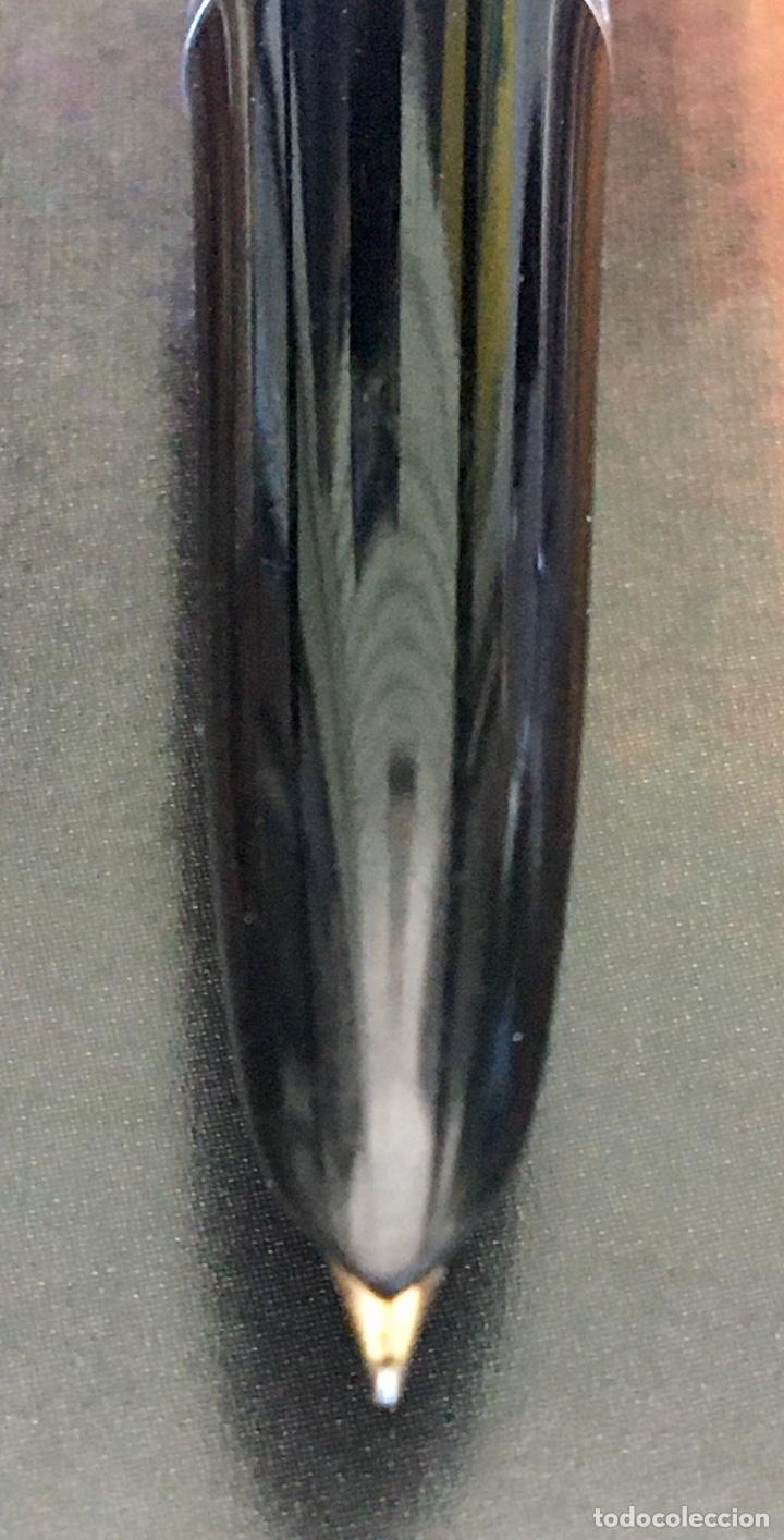Plumas estilográficas antiguas: PARKER 51 R. SILVER 1950' - Foto 10 - 213399253