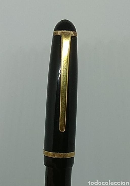 Plumas estilográficas antiguas: Pluma Montblanc 440 - Foto 15 - 213409580
