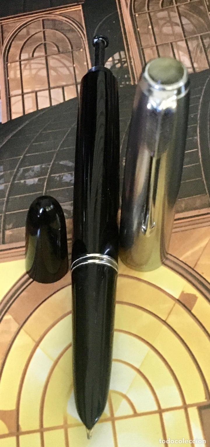 Plumas estilográficas antiguas: PARKER 51 VACUMATIC 1948. ENGLAND - Foto 2 - 213433283
