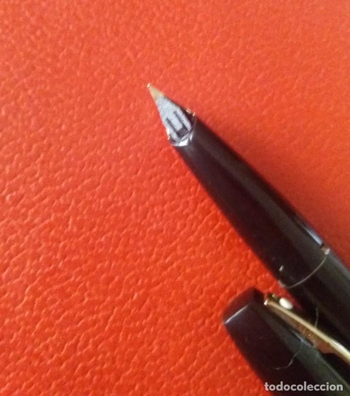 Plumas estilográficas antiguas: ESTILOGRAFICA SHEAFFER 550, CHAPADO ORO 23 K. - Foto 9 - 214266063