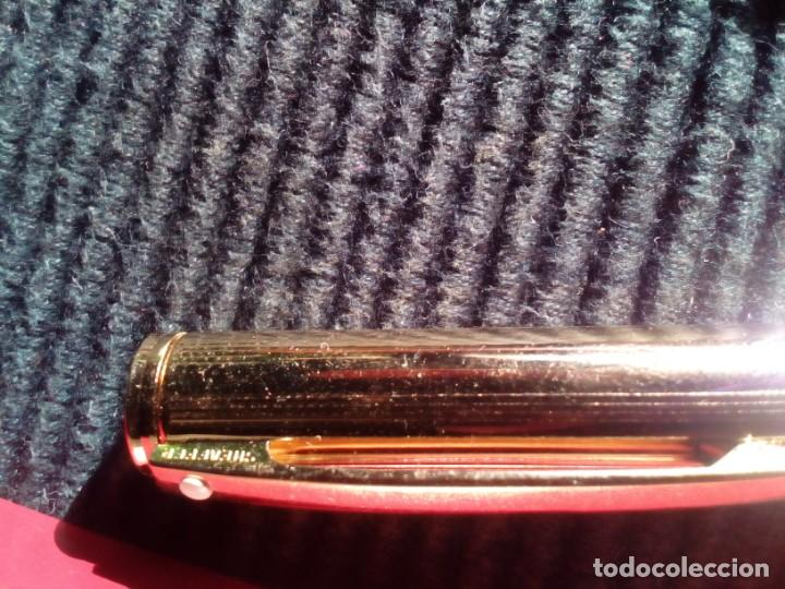 Plumas estilográficas antiguas: PLUMA ESTILOGRAFICA SHEAFFER SIN USAR. EN ESTUCHE ORIGINAL. - Foto 7 - 215465576