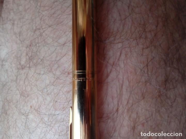 Plumas estilográficas antiguas: PLUMA ESTILOGRAFICA SHEAFFER SIN USAR. EN ESTUCHE ORIGINAL. - Foto 18 - 215465576