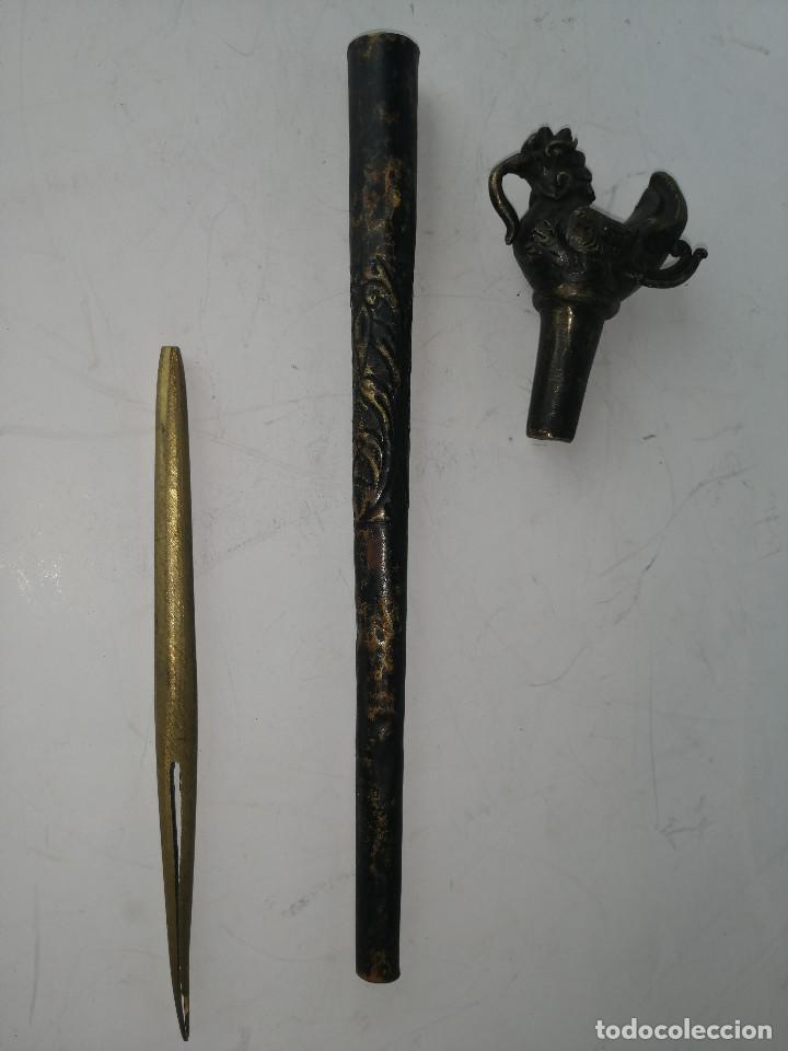 Plumas estilográficas antiguas: PLUMA - Foto 7 - 216919980